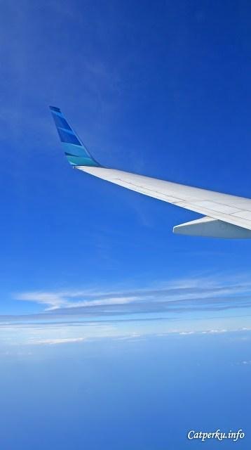 Siapa suka sama langit biru? :D
