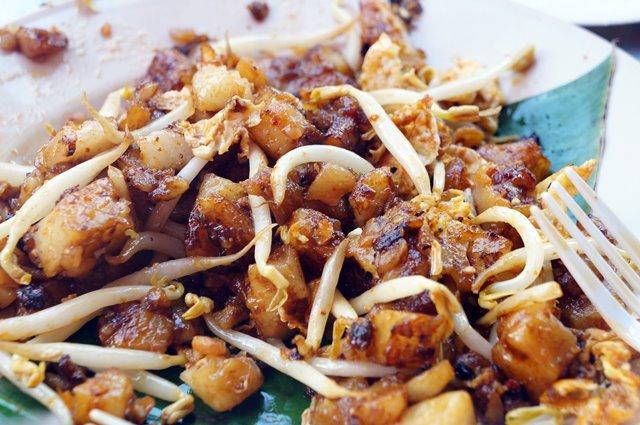 Char Koay Kak dicemil enak, buat sarapan juga oke :)