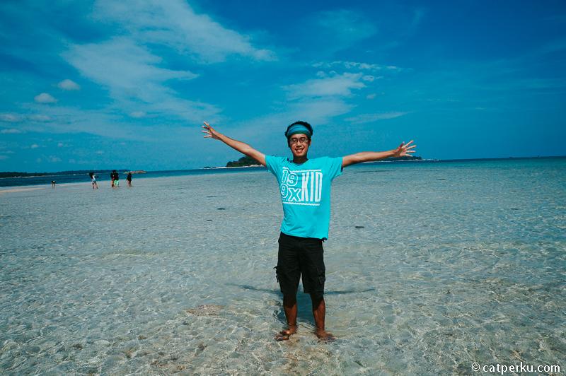5. Pulau Pasir Belitung