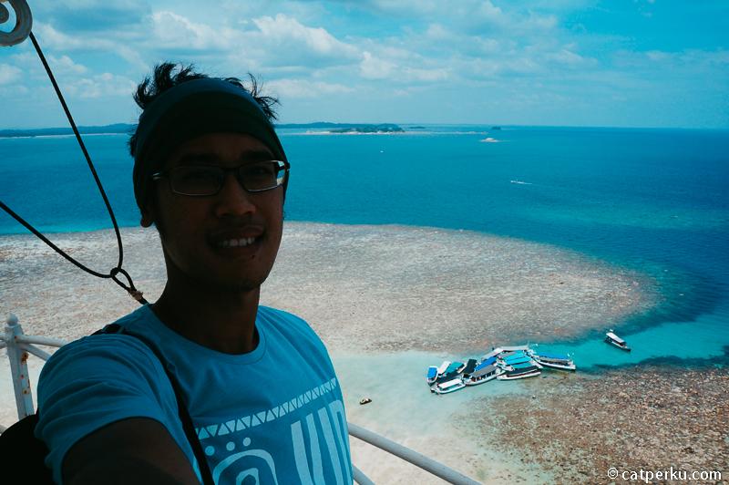 9. Mercusuar Pulau Lengkuas