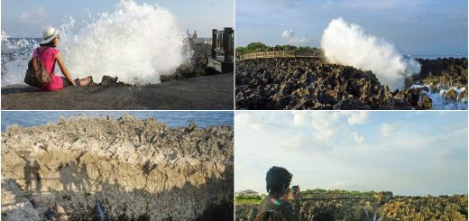Awas Basah Di Waterblow Bali! (cover)