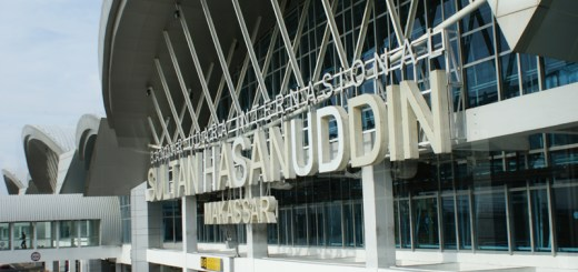 Pintu masuk dunia internasional ke Makassar, Bandara Internasional Sultan Hassanudin Makassar