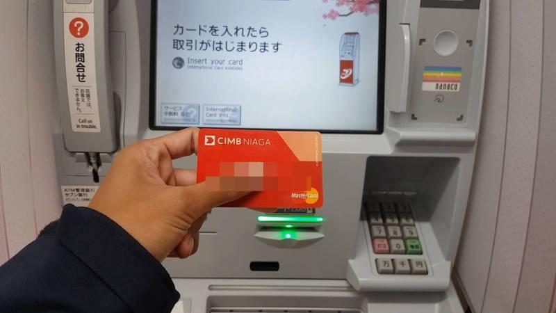 Kartu kredit bisa digunakan sebagai dana cadangan darurat selama solo backpacking ke Jepang.