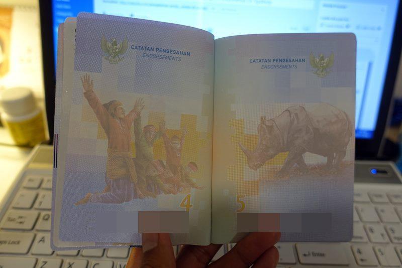 Cara perpanjang paspor di luar negeri gampang, tanpa waktu lama saya dapat paspor baru. Desain passport RI yang baru lebih keren dari yang lama euy!