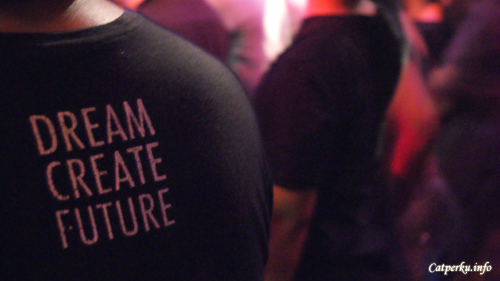 Dream Create Future