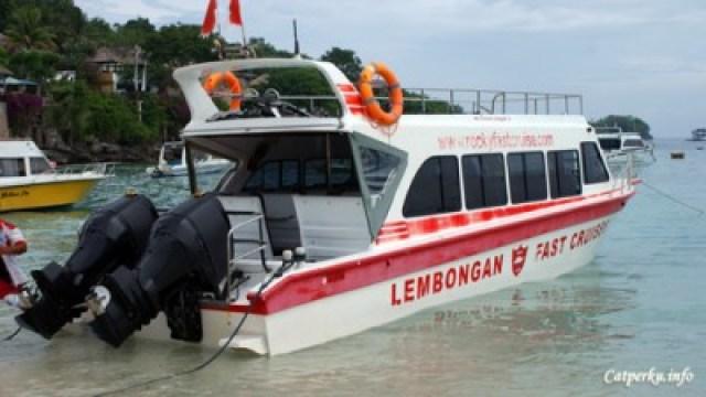 Fast Boat, perahu kecil kelas eksekutif