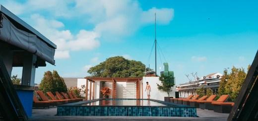 Gimana Rasanya Menginap Di Kamar Suite Sun Island Hotel And Spa Legian