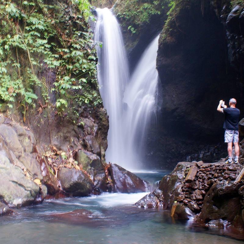 Air Terjun Gitgit Waterfall, salah satu air terjun keren di Bali