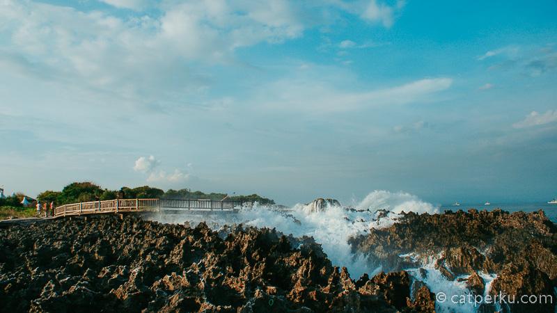 Harga Tiket Water Blow Nusa Dua Bali berapa sih?