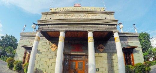 House Of Sampoerna Museum, Menelisik Jejak Sukses Saudagar Tembakau Di Surabaya