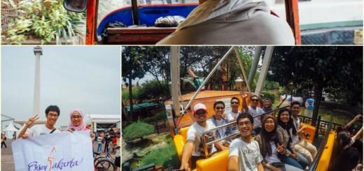 Jakarta, To Be Hated And Loved! 8 Hal Yang Bikin Saya Kangen Jakarta!