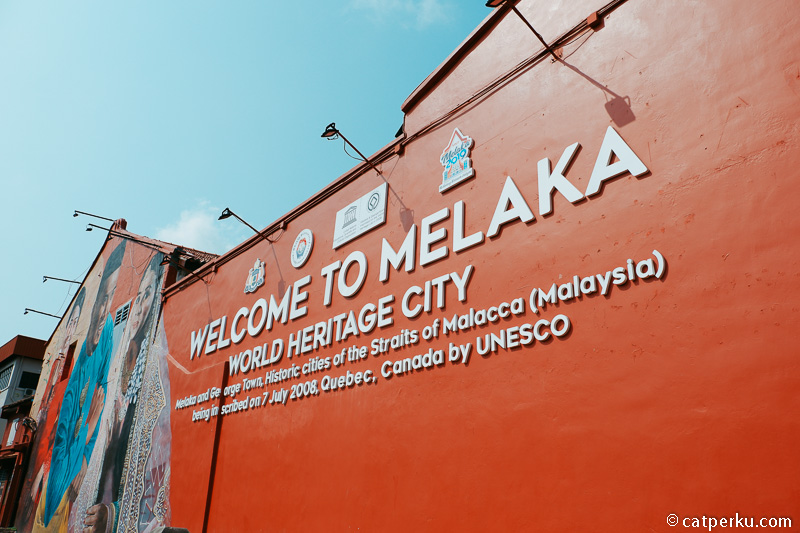 Jalan Jalan Ke Melaka, Saya Rekomendasikan Kunjungi Tempat Wisata Di Melaka Malaysia Ini!