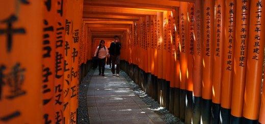 Jalan Kaki Sampai Keki Di Fushimi Inari
