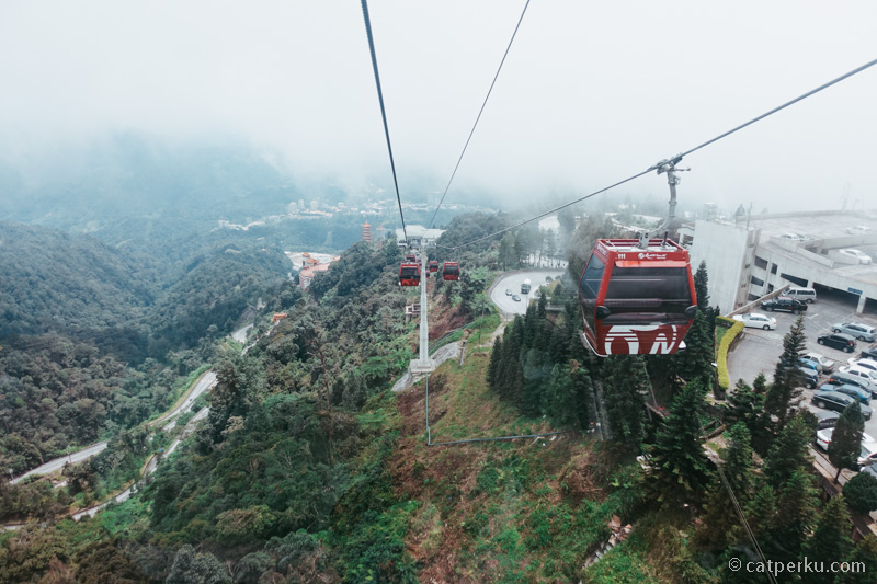 Jangan lupa mampir ke Genting Highland, salah satu tempat wisata di Kuala Lumpur yang hits