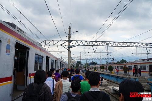 Akhirnya sampai juga di Kota Bogor!! Waktunya liburan~~