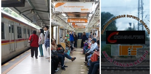 Ke Jakarta Cobain Commuter Line-Nya Juga Ya! - cover