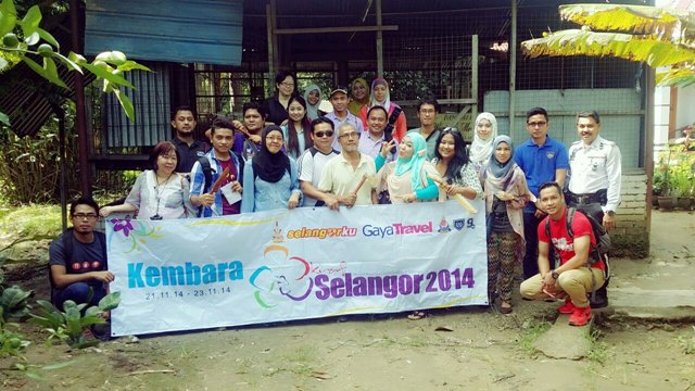 Media Trip : Kembara Kraft Selangor Invited By Selangor Tourism Board And Gaya Travel Magazine