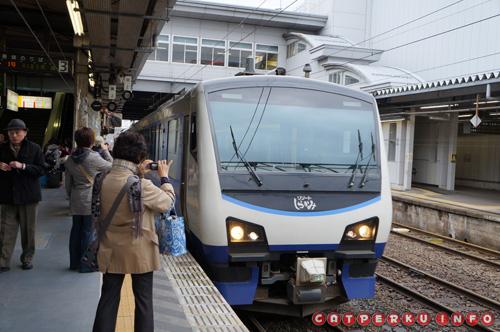 Kereta yang wajib dicoba untuk dinaiki ketika traveling ke Jepang, Rapid Resort Shirakami