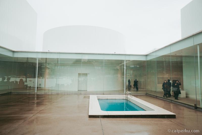 Leandro Erlich's Swimming Pool yang paling terkenal!