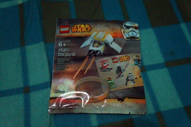 Lego Starwars dari Legoland Malaysia.