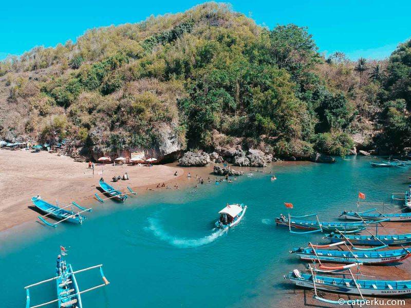 Liburan ke Jogja, wajib mengunjungi tempat wisata pantainya!