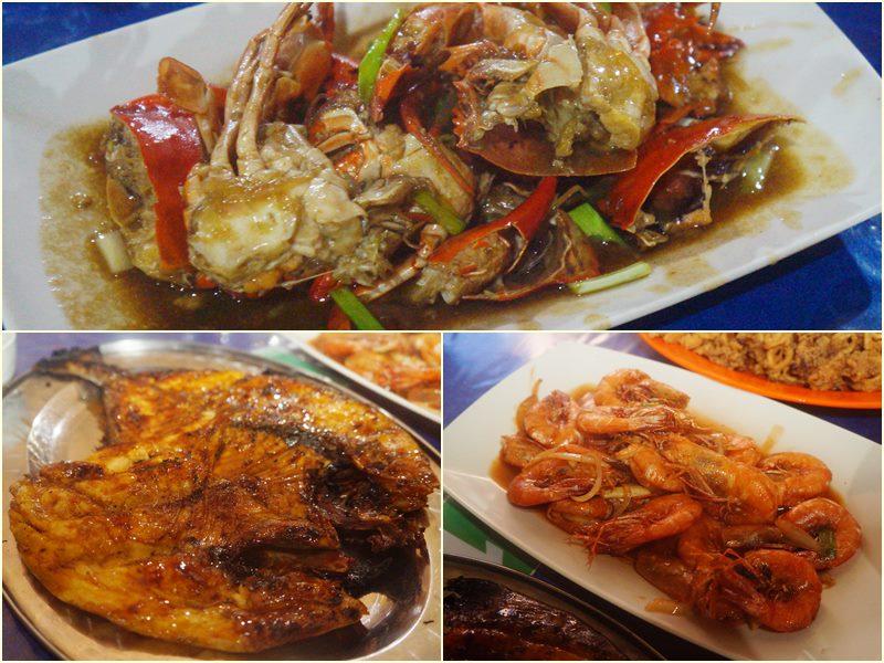 Liburan ke Pangandaran, gak boleh kelewatan cobain seafoodnya!