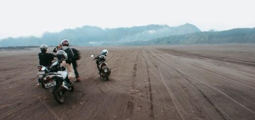 Moto Vlog Touring Ke Bromo.