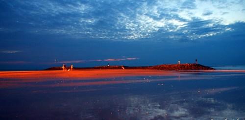 Foto pantai kuta, Pantai Plaza Discovery