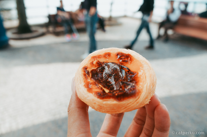 Portuguese Egg Tart, kenikmatan Macau yang sesungguhnya