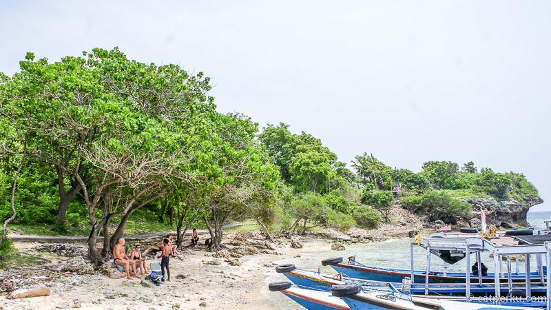 Pulau Menjangan Bali ini yang tak berpenghuni. Hanya beberapa hewan liar yang tinggal di pulau yang berada di dekat Taman Nasional Bali Barat ini.
