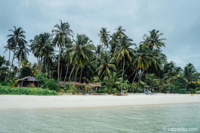 Salah satu pesona Aceh Singkil yang belum banyak orang tahu