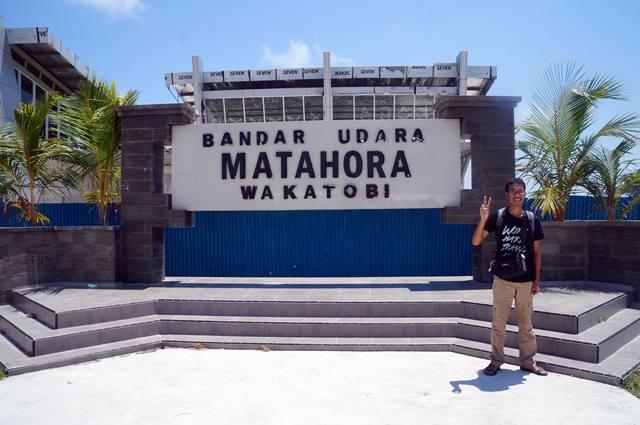 Selamat datang di Wakatobi!