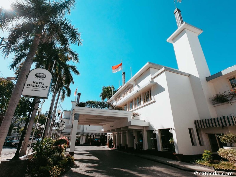 Staycation Di Hotel Majapahit, Hotel Bersejarah Di Surabaya