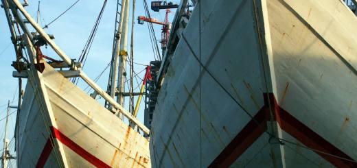 Suatu Ketika Di Pelabuhan Sunda Kelapa Yang Fotogenik!