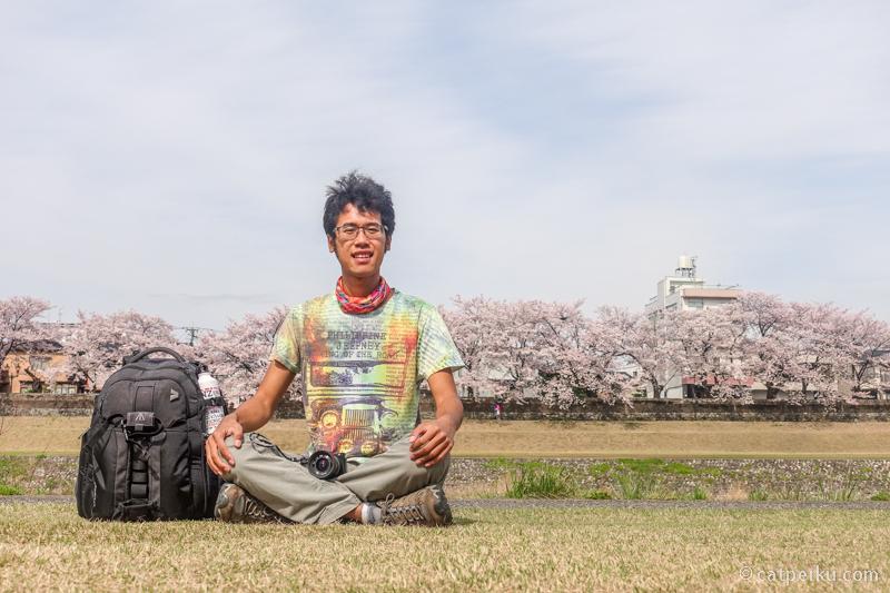 Tas Kamera Kalibre Shooter Pro menemani saya hingga ke Kanazawa, Jepang