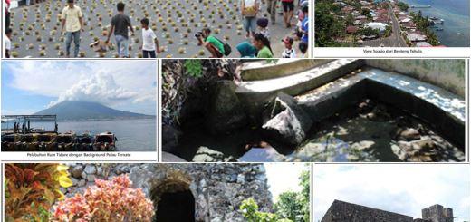 Ternate dan Tidore, Spice Island yang Abadi di Uang Rp 1.000! (cover-2)