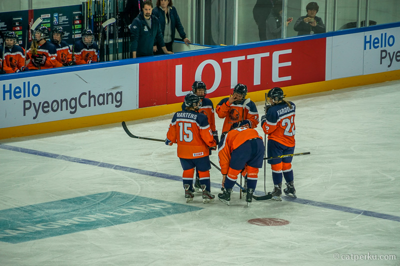 Tim Ice Hockey Belanda