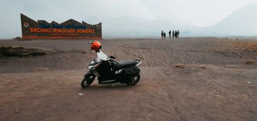 Tips Touring Ke Bromo Pake Sepeda Motor Matic!