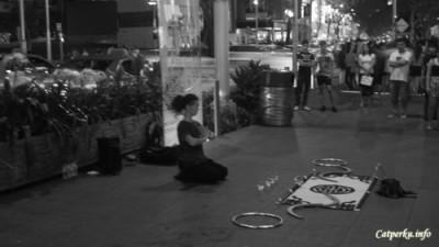Gini Cara Ngamen di Orchard Road!