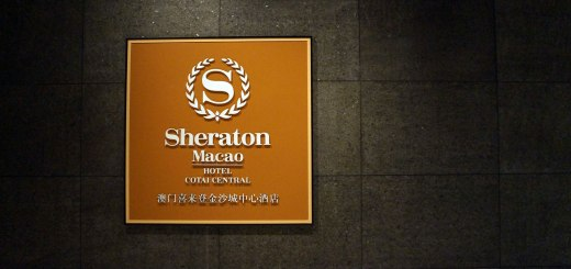 Another Great Hotel Staycation - Sheraton Macau Hotel, Cotai Central