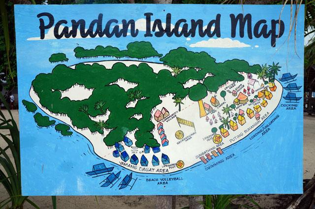 Bersantai di Pandan island, siapa mau?