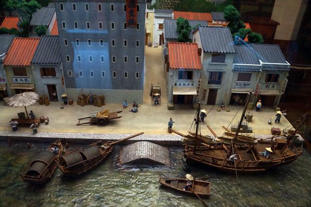 Budaya, sejarah dan keseharian orang Macau bisa ditemukan di Museu De Macau (Museum Of Macau).