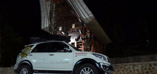 Diary Day 8, The Adventure Of Toraja