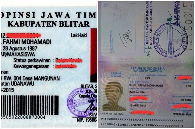 Dokumen pendukung perjalanan dan data diri untuk membeli tiket harus dipersiapkan sebelumnya ya XD
