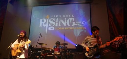 Hardrock Rising 2012