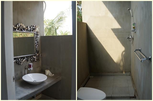 Kamar mandi outdoor~