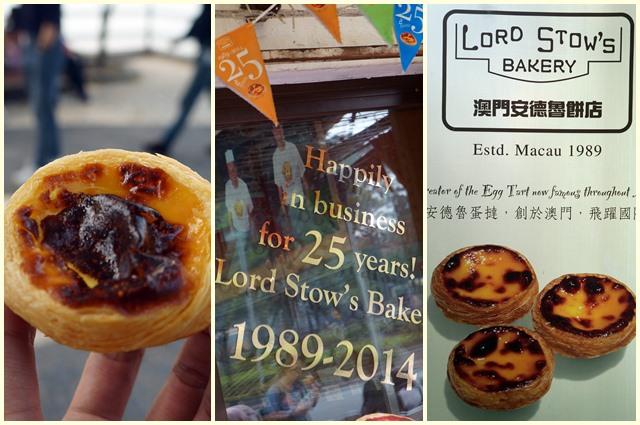 Ke Macau jangan lupa cobain Egg Tart khas Portugisnya :D
