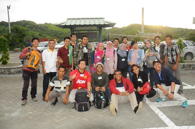 Mereka, para peserta Bootcamp IV teman menyenangkan dari berbagai latar belakang!