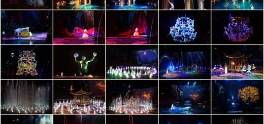 Photo Story - The Amazing Show Of The House of Dancing Water