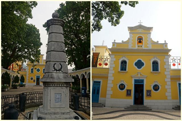 Terus sekalian mampir ke St Augustine's Square yang ada di dekatnya :)